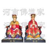 青龍白虎雕塑 四海龍王爺像 東海龍王製作