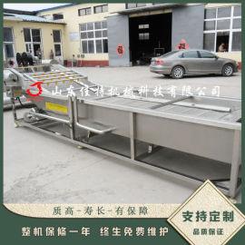 红枣分选清洗生产线, 连续式红枣清洗机