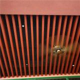 铝合金格栅方通 铝型材格栅吊顶 铝格栅型材外墙