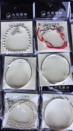 鳳凰銀飾10元模式 2019跑江湖地攤產品925鋪裏銀飾 工廠直接銷售