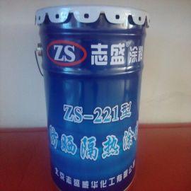 为什么汽油贮罐防晒隔热可以用ZS-221防晒涂料?
