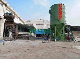 大型洗砂污水处理设备带式泥浆脱水机