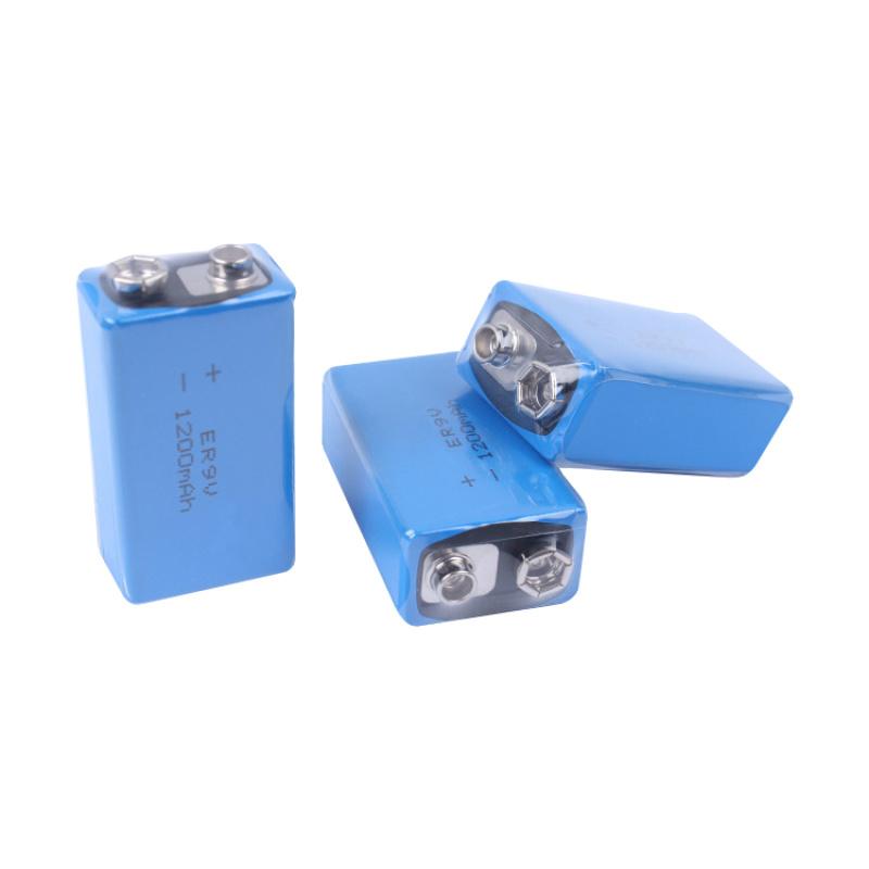 锂亚硫酰氯干电池ER9V门禁万用表电池10.8V