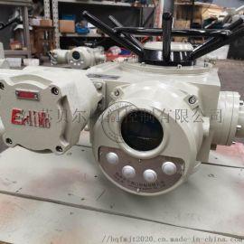 多回轉DZW30-24一體化防爆型閥門電動裝置