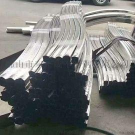 广西不锈钢弯管加工 不锈钢装饰管定制