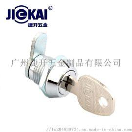 捷开:JK313锁具单头皂液器锁子转舌锁芯