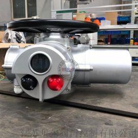 铝壳执行器多回转DZZ20-24阀门电动装置
