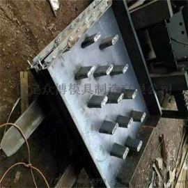 沟盖板钢模具生产方式 水泥沟盖板钢模具厂家