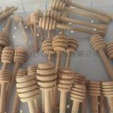 各式规格荷木蜜蜂棒 蜂蜜搅拌棒 木质取蜜棒