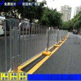 揭阳交通护栏工厂 H型钢道路围栏 广东道路隔离带