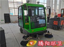 为什么越来越多的工厂选择扫地车做地面清洁?