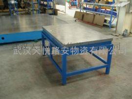武汉铸铁平台 检测装配平板 大理石平板厂家直销