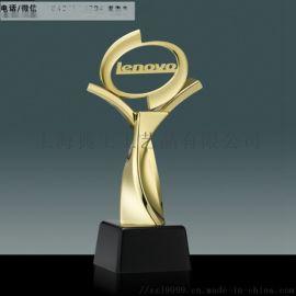 商丘定做企业专属奖杯厂家、品牌LOGO奖杯来图定制