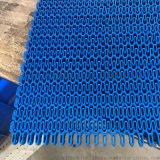 7100轉彎網帶鏈螺旋轉彎輸送機塑料鏈板