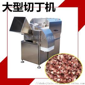 多功能不锈钢肉类切条机 鸡胸肉切块丁机