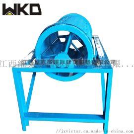 厂家供应砂石分离机各种筛网筒式滚筒筛封闭式滚筒筛