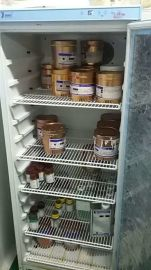 可控温样品冷藏柜