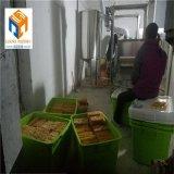生产杂粮煎饼油炸机厂家 自动提升薄脆饼油炸机