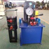 工程專用鋼筋連接冷擠壓機 小型液壓鋼筋冷擠壓機