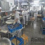 隧道式霸王魚排油炸機 霸王魚排油炸機廠家直銷