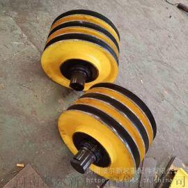 起重机钢丝绳滑轮组  架桥机用滑车滑轮  承重滑轮