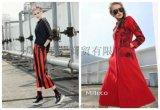 深圳知名品牌莫妮卡女装折扣三标齐全一手货源