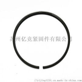 孔用压扁式钢丝挡圈 M2300