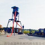 甘肅地庫散灰裝車吸料機 負壓氣力輸送機 水泥吸灰機