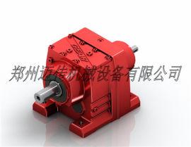 同轴式减速机R系列斜齿轮同轴减速机|迈传减速机