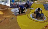 深圳幼儿园塑胶场地,橡胶地垫生产厂家