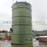 山西长治一体化污水提升泵站替代老式泵站