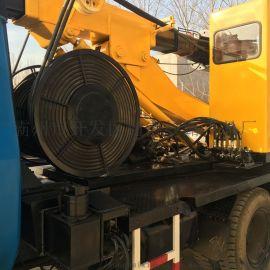 旋挖钻机工程基础螺旋钻机打桩机汽车式旋挖钻机钻桩机