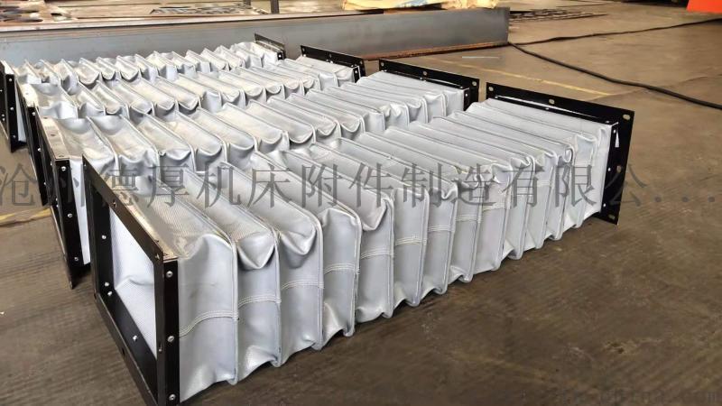 蒸汽管道設備用鋁箔伸縮軟連接