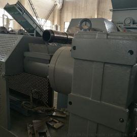 典美机械 三阶风冷拉条造粒机 塑料再生造粒