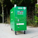 闯王燃气型蒸汽洗车机,蒸汽清洗机门店机型