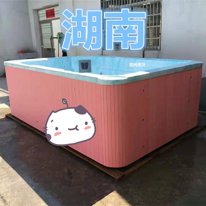 嬰兒游泳缸,小兒水療池,母嬰洗澡盆