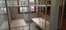 桂林双层床铁架床上下床厂家广西星沃