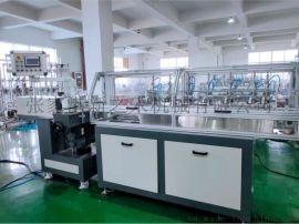 全自动卷管机彩色纸吸管机一次性纸吸管生产机器