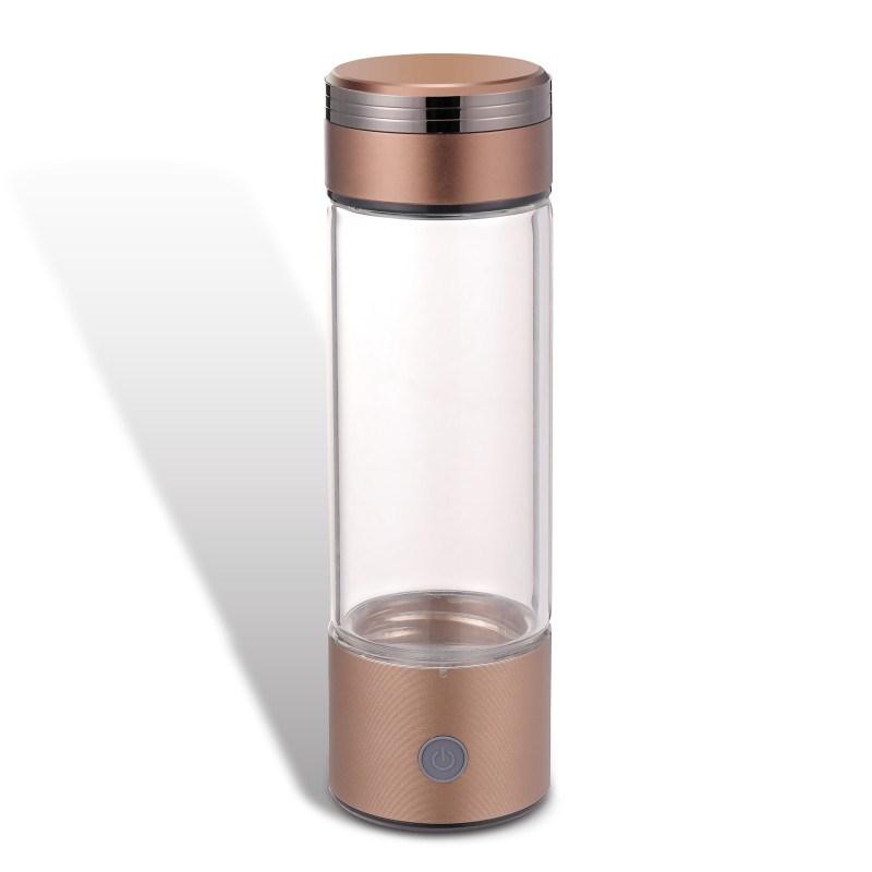 氢氧分离水素杯,富氢进口膜电解水杯,富氢水素水杯
