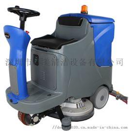 深圳工厂物业选择洗地机捷美仕DM850