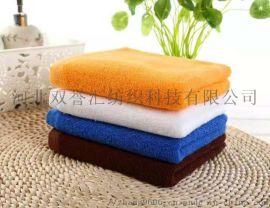 酒店宾馆21股纯棉毛巾浴巾