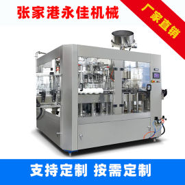 全自动果汁饮料生产线 果汁饮料灌装机