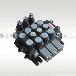 DCV100-3OW-J液压多路阀