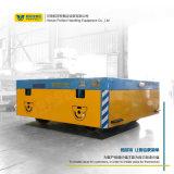 agv重型钢结构物料输送板车 5吨电动搬运车间小车
