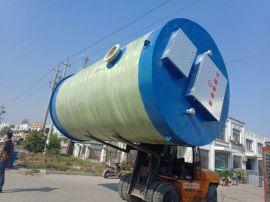 一体化污水提升泵站厂家地埋式