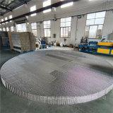生产DN5600孔板波纹常压塔350Y波纹板填料