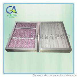 F7中效折叠板式空气过滤器