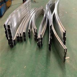 S形拉弯铝方管优点 吊顶拉弯格栅铝型材功能