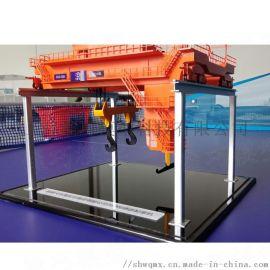 桥式起重机模型定制 龙门吊起重机礼品模型批量订制