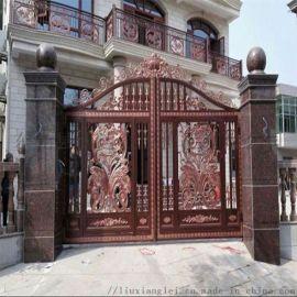 邢台桥西区别墅欧式大门阳台围墙护栏定制价格多少